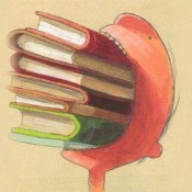 Bibliofili e bibliofagi (und Bucktrinker)